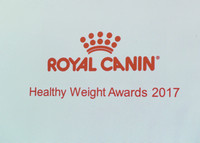 Royal Canin Healthy Weight Awards 2017